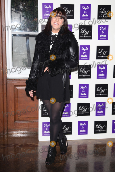Anna Richardson Photo - Anna Richardson arriving for the Style for Stroke Party 5 Cavendish Square London 02102012 Picture by Alexandra Glen  Featureflash