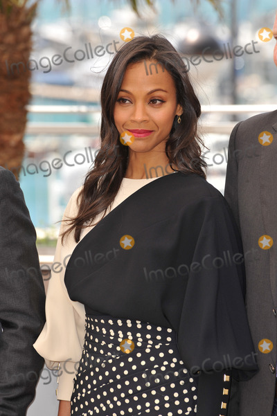 Zoe Saldana Photo - Zoe Saldana at the photocall for her movie Blood Ties at the 66th Festival de CannesMay 20 2013  Cannes FrancePicture Paul Smith  Featureflash