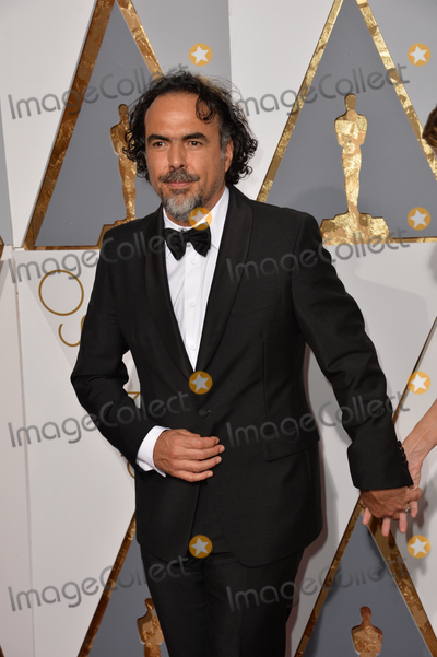Alejandro Gonzalez Inarritu Photo - Director Alejandro Gonzalez Inarritu  Maria Eladia Hagerman at the 88th Academy Awards at the Dolby Theatre HollywoodFebruary 28 2016  Los Angeles CAPicture Paul Smith  Featureflash