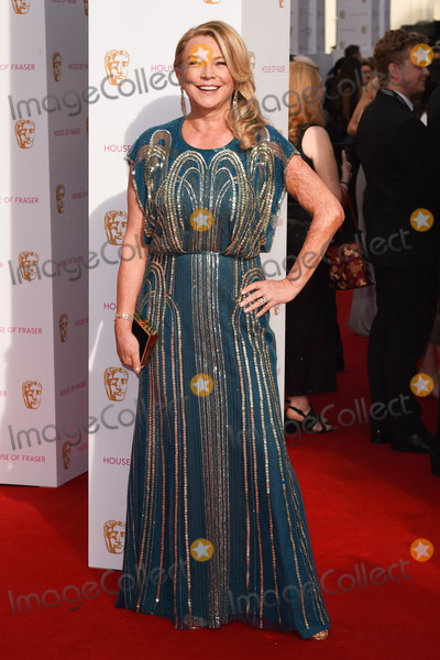 Amanda Redman Photo - Amanda Redmanarrives for the 2015 BAFTA TV Awards at the Theatre Royal Drury Lane London 10052015 Picture by Steve Vas  Featureflash