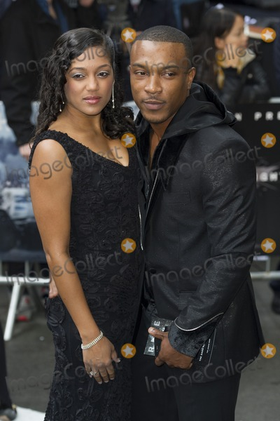 Ashley Walter Photo - Ashley Walters arriving for European premiere of The Dark Knight Rises at the Odeon Leicester Square London 18072012 Picture by Simon Burchell  Featureflash