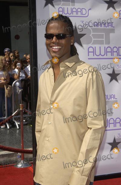 AJ Jamal Photo - AJ JAMAL at the 3rd Annual BET (Black Entertainment TV) Awards at the Kodak Theatre HollywoodJune 24 2003 Paul Smith  Featureflash