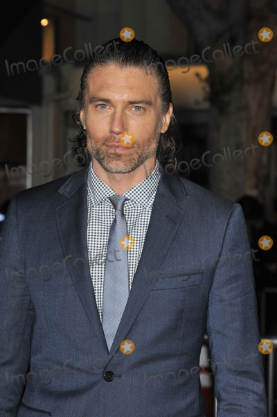 Anson Mount Photo - Anson Mount at the world premiere of his movie Non-Stop at the Regency Village Theatre WestwoodFebruary 24 2014  Los Angeles CAPicture Paul Smith  Featureflash