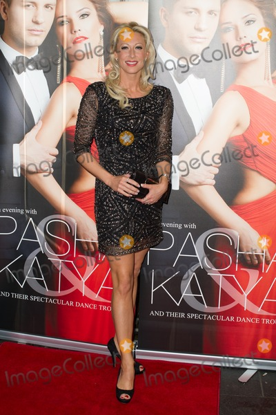 Faye Tozer Photo - Faye Tozer at the Katya and Pasha West End show - Gala night held at the Lyric Theatre London 07042014 Picture by Dave Norton  Featureflash