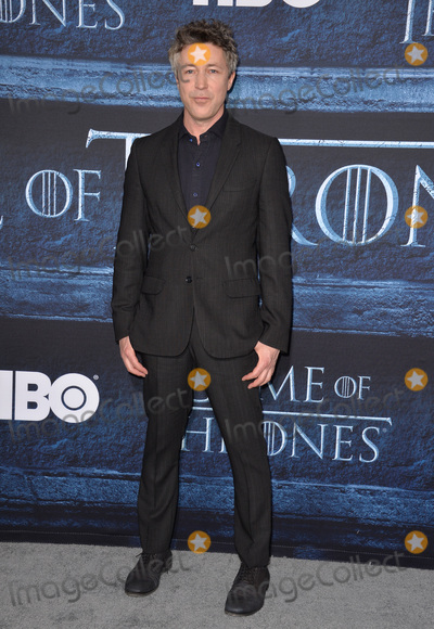 Aidan Gillen Photo - LOS ANGELES CA April 10 2016 Actor Aidan Gillen at the season 6 premiere of Game of Thrones at the TCL Chinese Theatre HollywoodPicture Paul Smith  Featureflash