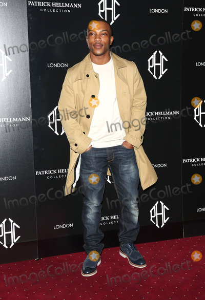 Ashley Walter Photo - Ashley Walters at the Patrick Hellmann collection launch held at 50 St James Street London 14032013 Picture by Henry Harris  Featureflash