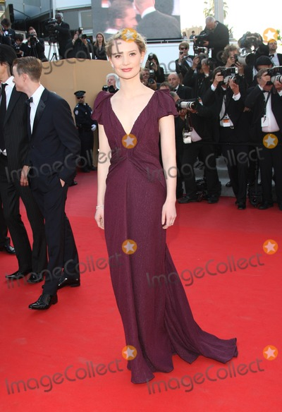 Mia Wasikowska Photo - Mia Wasikowska arriving for the Lawless premiere at the 65th Annual Cannes Film Festival Cannes France 20052012 Picture by Henry Harris  Featureflash
