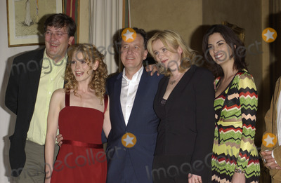 Geoffrey Rush Photo - LtoR STEPHEN FRY EMILIA FOX GEOFFREY RUSH EMILY WATSON  SONIA AQUINO at photocall at the Cannes Film Festival to promote their new movie The Life and Death of Peter Sellers17MAY2003