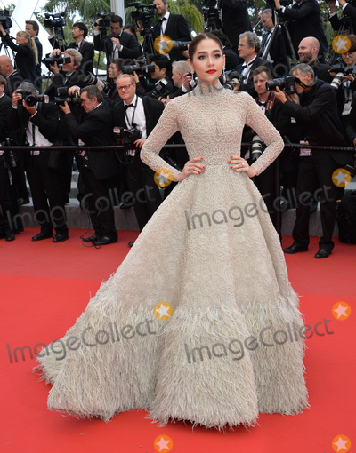 Araya Hargate Photo - Araya Hargate at the gala premiere for Sicario at the 68th Festival de CannesMay 19 2015  Cannes FrancePicture Paul Smith  Featureflash