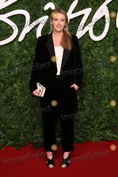 Anya Hindmarch Photo - Anya Hindmarch arriving for The British Fashion Awards 2014 held at London Coliseum London 01122014 Picture by James Smith  Featureflash
