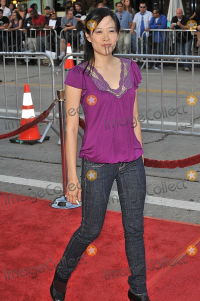 April Hong Photo - April Hong at the world premiere of Paper Man - the opening night movie for the Los Angeles Film Festival - at the Mann Village Theatre WestwoodJune 18 2009  Los Angeles CAPicture Paul Smith  Featureflash