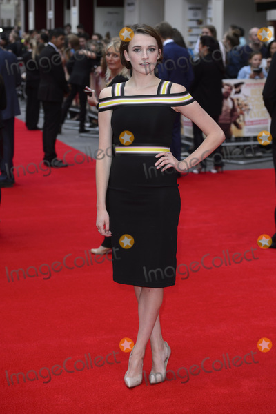Charlotte Ritchie Photo - Charlotte Ritchie at the UK premiere of Bad Education at the Vue Cinema Leicester Square LondonAugust 20 2015  London UKPicture Dave Norton  Featureflash