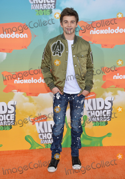 Jack Griffo Photo - Jack Griffo at the 2016 Kids Choice Awards at The Forum Los AngelesMarch 12 2016  Los Angeles CAPicture Paul Smith  Featureflash