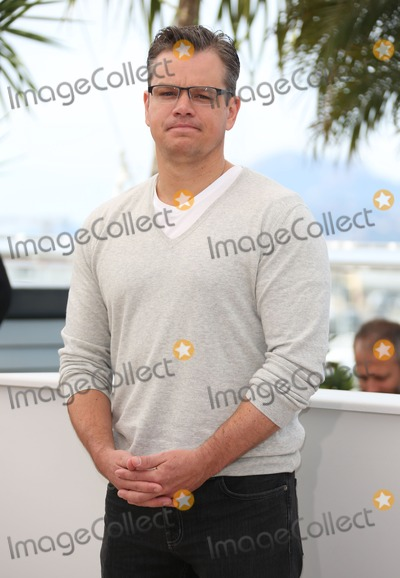 Matt Damon Photo - Matt Damon at the 66th Cannes Film Festival -Behind the Candelabra - photocall Cannes France 21052013 Picture by Henry Harris  Featureflash
