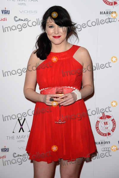 Alice Lowe Photo - Alice Lowe arrives for the London Critics Circle Film Awards 2015 at the Mayfair Hotel London 18012015 Picture by Steve Vas  Featureflash