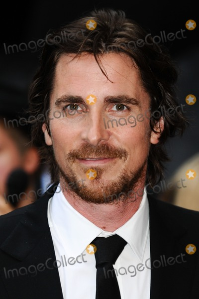 Christian Bale Photo - Christian Bale arriving for European premiere of The Dark Knight Rises at the Odeon Leicester Square London 18072012 Picture by Steve Vas  Featureflash