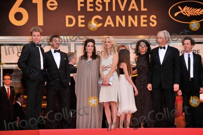 Kyle Eastwood Photo - Kyle Eastwood Brad Pitt Angelina Jolie Alison Eastwood Clint Eastwood  Dina Eastwood  producer Brian Grazer at the gala premiere of their new movie Changeling at the 61st Annual International Film Festival de CannesMay 20 2008  Cannes FrancePicture Paul Smith  Featureflash