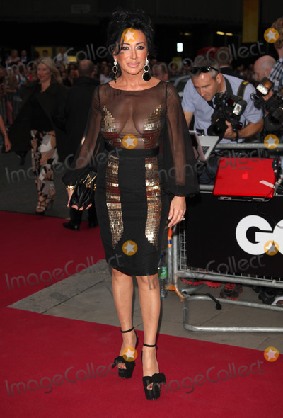 Nancy Dellolio Photo - Nancy DellOlio arriving for the 2012 GQ Men Of The Year Awards Royal Opera House London 05092012 Picture by Alexandra Glen  Featureflash