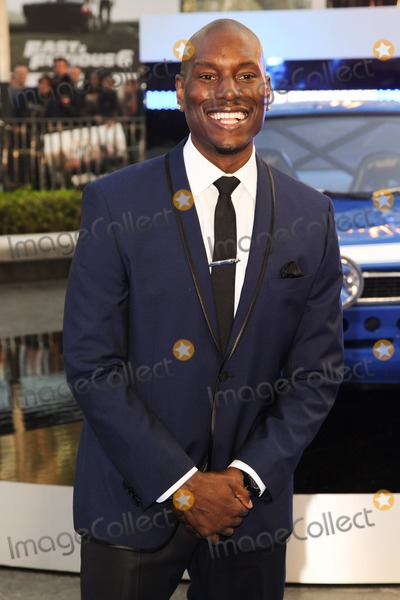 Tyrese Photo - Tyrese Gibson arriving for the Fast And Furious 6 Premiere at Empire Leicester Square London 07052013 Picture by Steve Vas  Featureflash