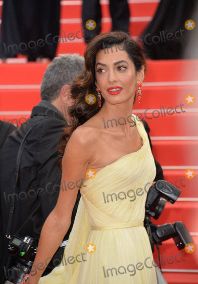 Amal Clooney Photo - Lawyer Amal Clooney at the gala premiere for Money Monster at the 69th Festival de CannesMay 12 2016  Cannes FrancePicture Paul Smith  Featureflash