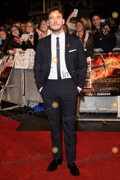 Sam Claflin Photo - Sam Claflin at the world premiere of The Hunger Games Mockingjay Part 2 at the Odeon Leicester Square LondonNovember 5 2015  London UKPicture Steve Vas  Featureflash