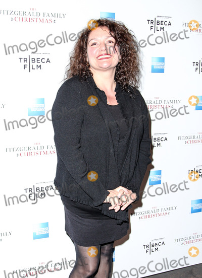 Aida Turturro Photo - Aida Turturro at the Tribeca Films special screening of The Fitzgeralds Family Christmas at the Tribeca Grand Hotel in New York City