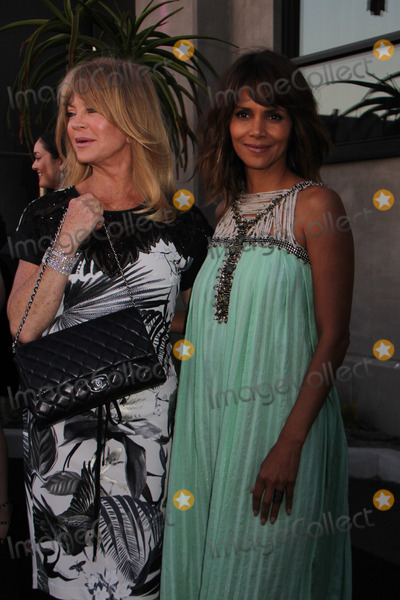 Goldie Photo - Goldie Hawn Halle Berry 05022015 The The 3rd Anual Kaleidoscope Ball held at 3Labs in Cilver City CA Photo by Izumi Hasegawa  HollywoodNewsWirenet