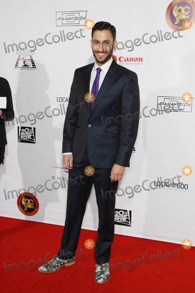 Adam Tsekhman Photo - Adam Tsekhman 02062016 2016 Society Of Camera Operators Lifetime Achievement Awards held at the Paramount Theater in Hollywood CA Photo by Kazuki Hirata  HollywoodNewsWirenet