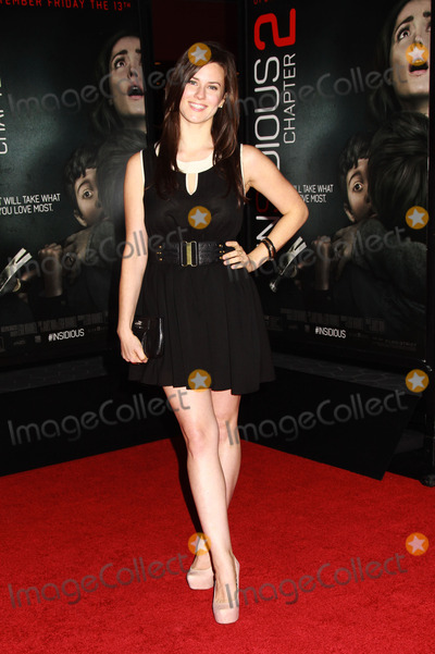 Katie Featherston Photo - Katie Featherston 09102013 Insidious Chapter 2 Premiere held at Universal CityWalk in Universal City CA Photo by Mayuka Ishikawa