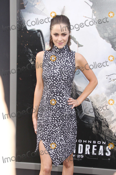 Alexandra Park Photo - Alexandra Park 05262015 San Andreas Premiere held at the TCL Chinese Theatre in Hollywood CA Photo by Kazuki Hirata  HollywoodNewsWirenet