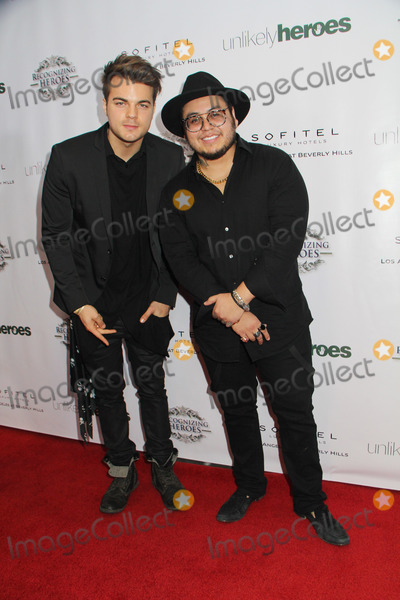 Andrew Garcia Photo - Josh Golden Andrew Garcia 11082014 3rd Annual Unlikely Heroes Awards Dinner and Gala to Benefit Child Victims of Sex Slavery held at Sofitel Los Angeles at Beverly Hills in Los Angeles CA Photo by Izumi Hasegawa  HollywoodNewsWirenet