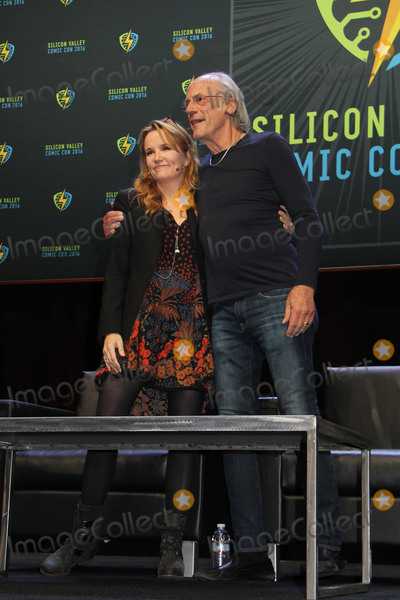 Lea Thompson Photo - Lea Thompson Christopher Lloyd 03192016 Silicon Valley Comic Con 2016 held at the San Jose Convention Center in San Jose CA Photo by Kazuki Hirata  HollywoodNewsWirenet