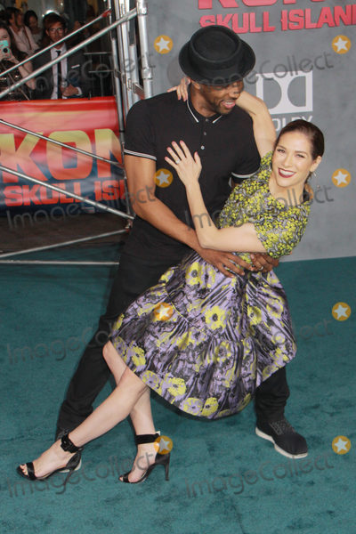 Allison Holker Photo - Stephen Twitch Boss Allison Holker 03082017 The Los Angeles Premiere of Kong SKull Island held at the Dolby Theatre in Los Angeles CA Photo by Julian Blythe  HollywoodNewsWireco