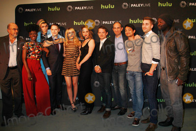 Fiona Dourif Photo - Richard Schiff Jade Eshete Max Landis Samuel Barnett Hannah Marks Fiona Dourif Elijah Wood Robert Cooper 10182016 PaleyLive LA premiere event Dirk Gentlys Holistic Detective Agency Screening  Conversation held at The Paley Center for Media in Beverly Hills CA Photo by Izumi Hasegawa  HollywoodNewsWireco