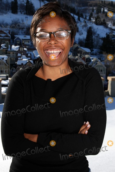 Aaliyah Williams Photo - Producer Aaliyah Willams pictured during her portrait session at the 2009 Sundance Film Festival on January 16 2009 in Park City Utah