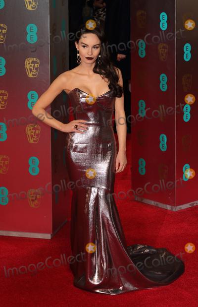 Ava West Photo - London UK Ava West at the EE British Acadamy Film Awards (BAFTAs) at The Royal Albert Hall on Sunday 12 February 2017Ref  LMK73 -61672-130217Keith MayhewLandmark Media WWWLMKMEDIACOM