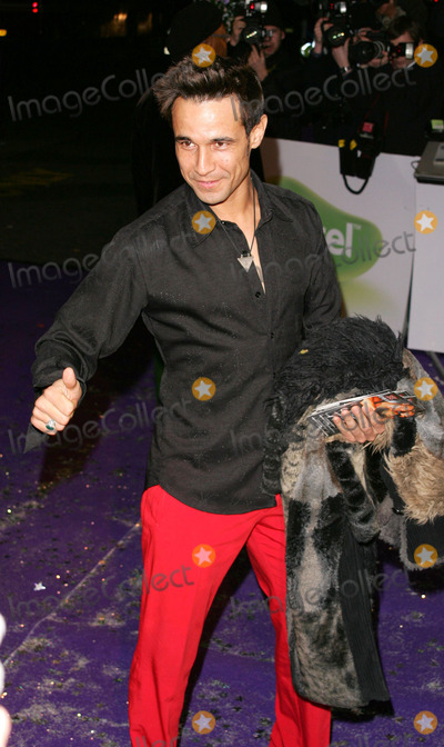 Chico Slimani Photo - London Chico Slimani at the British Comedy Awards at the London ITV Studios14 December 2005Keith MayhewLandmark Media
