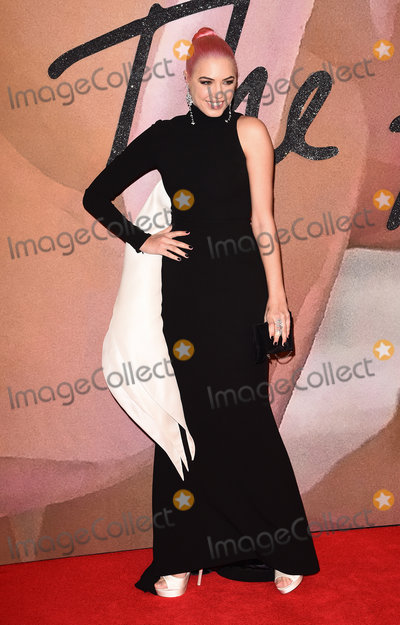Amber Le Bon Photo - London UKAmber Le Bon at The Fashion Awards held at The Royal Albert Hall South Kensington London on Monday 5 December 2016Ref LMK392-61340-061216Vivienne VincentLandmark Media WWWLMKMEDIACOM