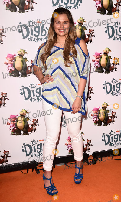 Alex Weaver Photo - LondonUK   Alex Weaver at Digby Dragon World Premiere held at The Conservatory Barbican Centre London 2nd July 2016  RefLMK392-60800-030716  Vivienne VincentLandmark Media WWWLMKMEDIACOM