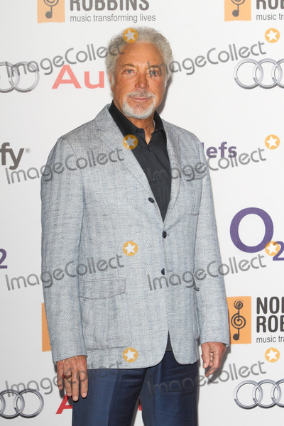 Tom Jones Photo - London UK Sir Tom Jones at the Nordoff Robbins Silver Clef Awards at the Hilton Park Lane London 4th July 2014 RefLMK73-49004-050714Keith MayhewLandmark MediaWWWLMKMEDIACOM