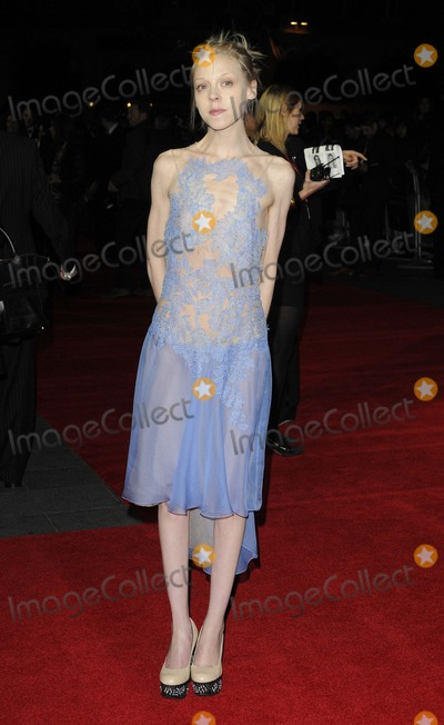 Antonia Campbell-Hughes Photo - London UK Antonia Campbell-Hughes at the Frankenweenie 3D opening gala 56th BFI London Film Festival held at the Odeon Leicester Square cinema 10th October 2012Can NguyenLandmark Media