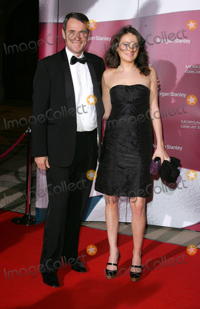 Alan Hansen Photo - London UK  Alan Hansen with daughter Lucy  at the Morgan Stanley Great Britons Awards at the Guildhall - 18th  January 2007 Keith MayhewLandmark Media