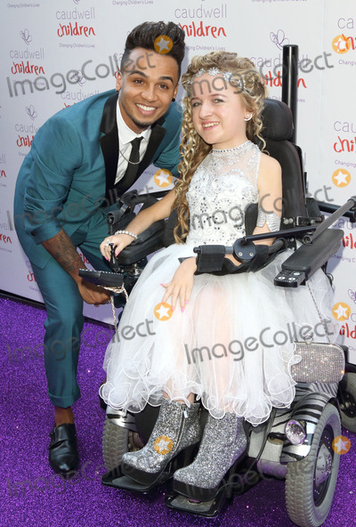 Aston Merrygold Photo - London England UK Aston Merrygold and guest at Caudwell Childrens Butterfly Ball at the Grosvenor Hotel Park Lane London on June 25th 2015Ref LMK73-51468-260615Keith Mayhew Landmark Media WWWLMKMEDIACOM