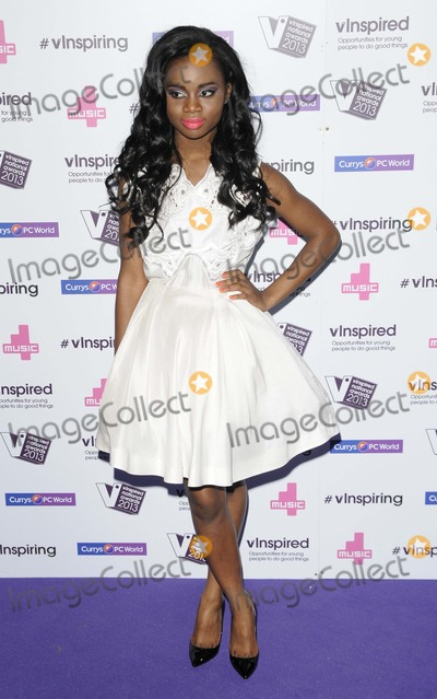 Aminata Photo - London UK AME (Aminata Amy Kabba ) at the Vinspired Awards 2013 held at The Roundhouse Chalk Farm Rd 26th March 2013Can NguyenLandmark Media