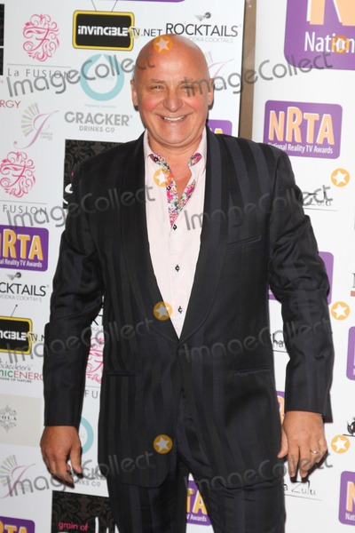 Aldo Zilli Photo - London UK  Aldo Zilli   at the Reality TV Awards at the Porchester Hall London 30th  August 2012Keith MayhewLandmark Media