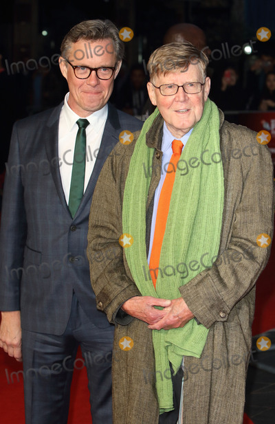 Alex Jenning Photo - London UK Alex Jennings and Alan Bennett at London Film Festival Centrepiece Gala The Lady in the Van at the Odeon Leicester Square London on October 13th 2015Ref LMK73-58359-141015Keith MayhewtLandmark Media WWWLMKMEDIACOM
