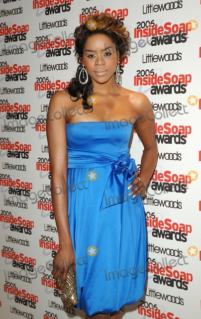 Antonia Okonma Photo - London UK Antonia Okonma attending the 2006 Inside Soap Awards at Floridita 25th September 2006Eric Best Landmark Media