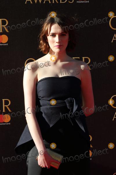 Albert Hall Photo - London UK Charlotte Ritchie at The Olivier Awards Royal Albert Hall Kensington London on April 9th 2017Ref LMK73-J180-100417Keith MayhewLandmark MediaWWWLMKMEDIACOM