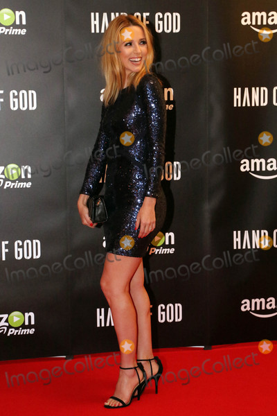 Alona Tal Photo - London UK Alona Tal at  Hand of God TV series premiere  in London Britain 2nd September 2015Ref LMK381-58094-030915Nikki LewisLandmark MediaWWWLMKMEDIACOM