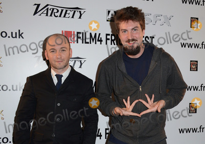 Adam Wingard Photo - London UK Adam Wingard and Simon Barrett  attend  The Guest  Frightfest 2014 Opening Night Film screening at Vue West End Leicester Square London on Thursday 21st August 2014 Ref LMK392 -49416 -220814Vivienne VincentLandmark Media WWWLMKMEDIACOM